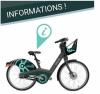 Le service Vélocéo à nouveau ouvert aux abonnés annuels